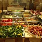 Buffet lunch Hotel Villa Ida