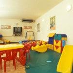 Area bimbi Hotel Villa Ida