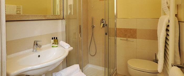 Bagni hotel Villa Ida Laigueglia