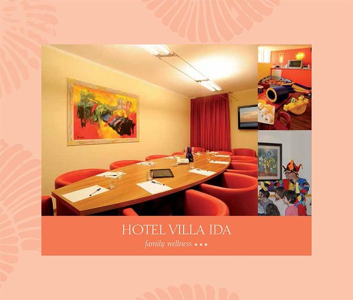 Famille Villa Ida Laigueglia
