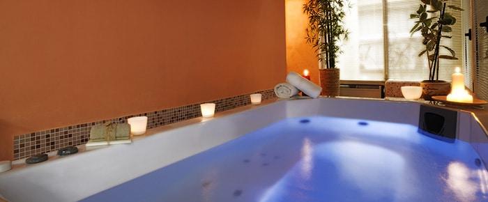 Idromassaggio hotel Savona