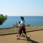 Nordic walking Villa Ida