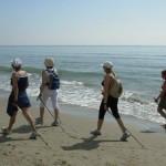 Nordic walking a Savona