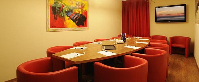 Sala riunioni hotel Villa Ida Savona