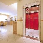 ascensore Hotel Villa Ida Laigueglia