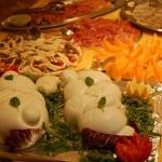 buffet Hotel Villa Ida