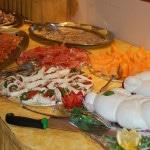buffet hotel Villa Ida Laigueglia