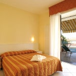 foto camera hotel Villa Ida