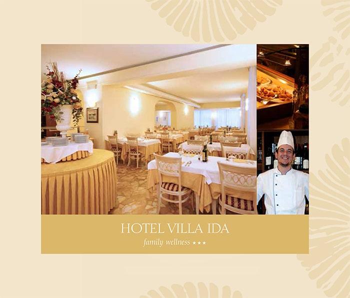 ristorante Villa Ida
