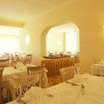 sala da pranzo Hotel Villa Ida