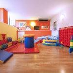sala giochi hotel Villa Ida Laigueglia
