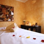 saletta massaggi Hotel Villa Ida Laigueglia