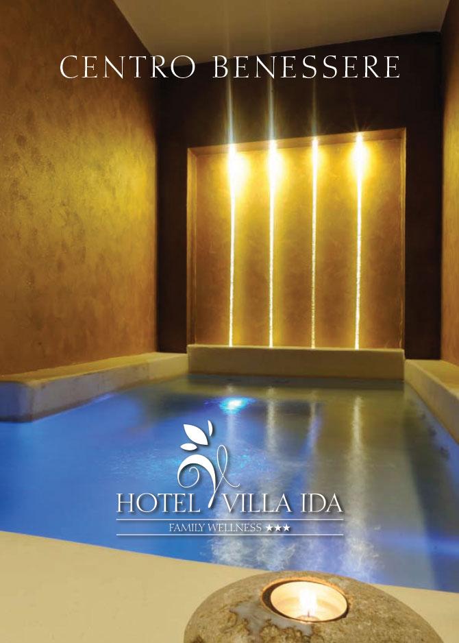Centro benessere Hotel Villa Ida Laigueglia